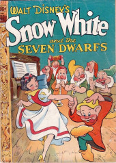 Four Color Comics (Dell - 1942) -49- Snow White and the Seven Dwarfs
