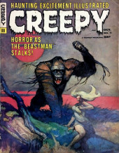 Creepy (1964) -11- Horror as the Beastman stalks!