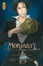 Moriarty (Miyoshi) -2- Tome 2