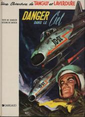 Tanguy et Laverdure -3e1988- Danger dans le ciel