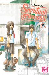 Spiritual princess -5- Tome 5