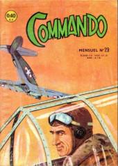 Commando (2e série - Artima) -29- La manche vierge