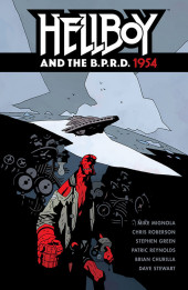 Hellboy and the B.P.R.D. -INT03- 1954