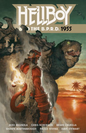 Hellboy and the B.P.R.D. -INT04- 1955
