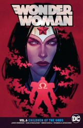 Wonder Woman (2016) -INT06- Wonder Woman Volume 6: Children of the Gods