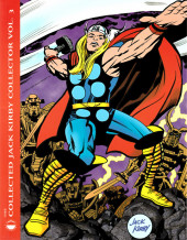 (AUT) Kirby, Jack (en anglais) -INT03- The Collected Jack Kirby Collector Volume 3