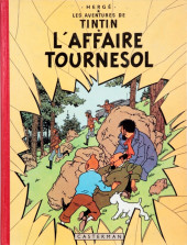 Tintin (Historique) -18B32- L'affaire Tournesol