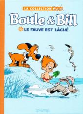 Boule et Bill -15- (Collection Eaglemoss) -2713- Le fauve est lâché