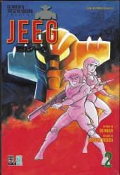 Jeeg -2- Tome 2