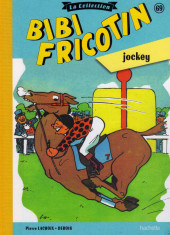 Bibi Fricotin (Hachette - la collection) -69- Bibi Fricotin jockey