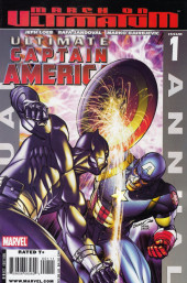 Ultimate Captain America (2011) -AN01- Favorite Son: The Origin of the Black Panther/ Training Day
