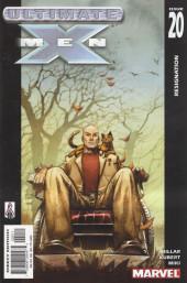 Ultimate X-Men (2001) -20- Resignation