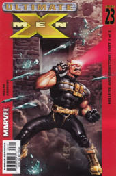 Ultimate X-Men (2001) -23- Hellfire and Brimstone: Part 3 of 5