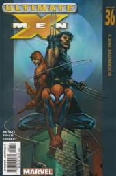 Ultimate X-Men (2001) -36- Blockbuster Part Three
