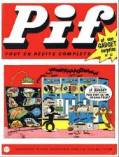 Pif (Gadget) -27- Numéro 27