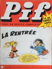 Pif (Gadget) -29- Numéro 29