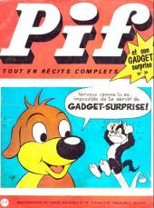 Pif (Gadget) -36- Numéro 36