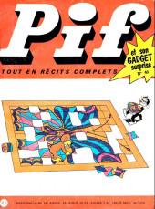 Pif (Gadget) -40- Numéro 40