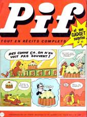 Pif (Gadget) -42- Numéro 42