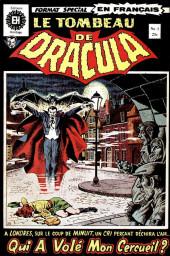 Le tombeau de Dracula (Éditions Héritage)  -1- Qui a volé mon cerceuil ?