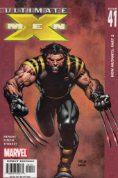Ultimate X-Men (2001) -41- New Mutants Part Two