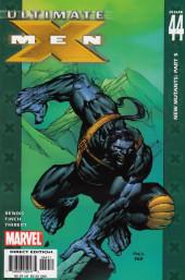Ultimate X-Men (2001) -44- New Mutants Part Five