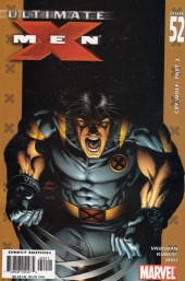 Ultimate X-Men (2001) -52- Cry Wolf Part Three