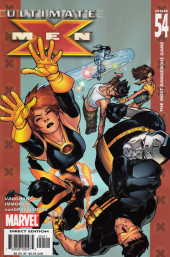 Ultimate X-Men (2001) -54- The Most Dangerous Game, Chapter One