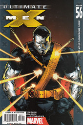 Ultimate X-Men (2001) -56- The Most Dangerous Game, Chapter Three