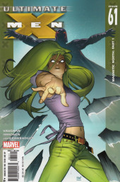 Ultimate X-Men (2001) -61- Magnetic North, Chapter One