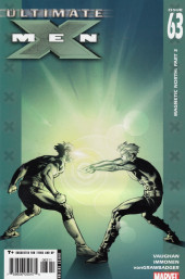 Ultimate X-Men (2001) -63- Magnetic North Chapter Three