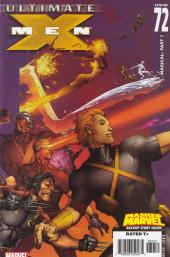 Ultimate X-Men (2001) -72- Magical: Part 1