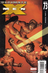 Ultimate X-Men (2001) -73- Magical: Part 2