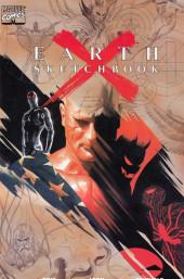 Earth X (1999) -SP- Earth X Sketchbook