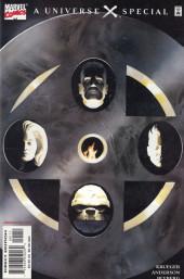 Universe X (2000) -1- 4: A Universe X Special