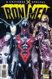 Universe X (2000) -1- Iron Men: A Universe X Special