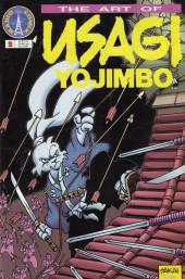 Usagi Yojimbo (The Art of) (1997) -2- The Art of Usagi Yojimbo #2