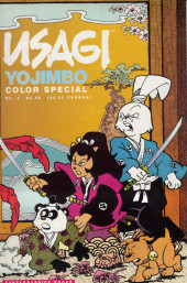 Usagi Yojimbo Color Special (1989) -2- The Doors