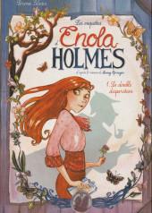 Les enquêtes d'Enola Holmes -1FL- La double disparition
