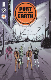 Port Of Earth (2017) -8- Port Of Earth #8