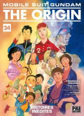 Mobile Suit Gundam - The Origin -24- Histoires inédites