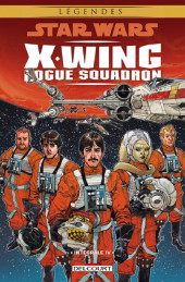 Star Wars - X-Wing Rogue Squadron (Delcourt) -INT04- Intégrale IV