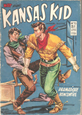 Kansas kid (Nat présente) -72- Dramatique rencontre