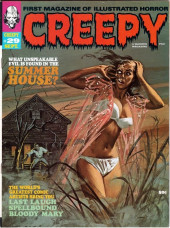 Creepy (Warren) -29- Summer House