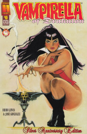 Vampirella of Drakulon (1996) -0- Vampirella of Drakulon #0