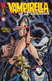 Vampirella of Drakulon (1996) -2- Vampirella of Drakulon #2