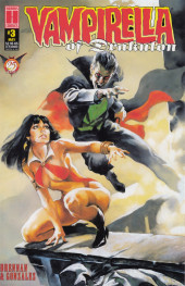 Vampirella of Drakulon (1996) -3- Vampirella of Drakulon #3