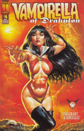 Vampirella of Drakulon (1996) -4- Vampirella of Drakulon #4