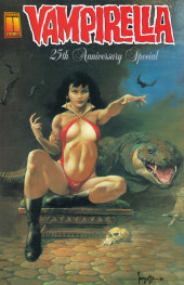 Vampirella: 25th Anniversary Special (1996) -SP- Vampirella: 25th Anniversary Special