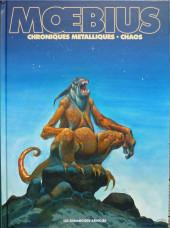 (AUT) Giraud / Moebius - Chroniques métalliques - Chaos